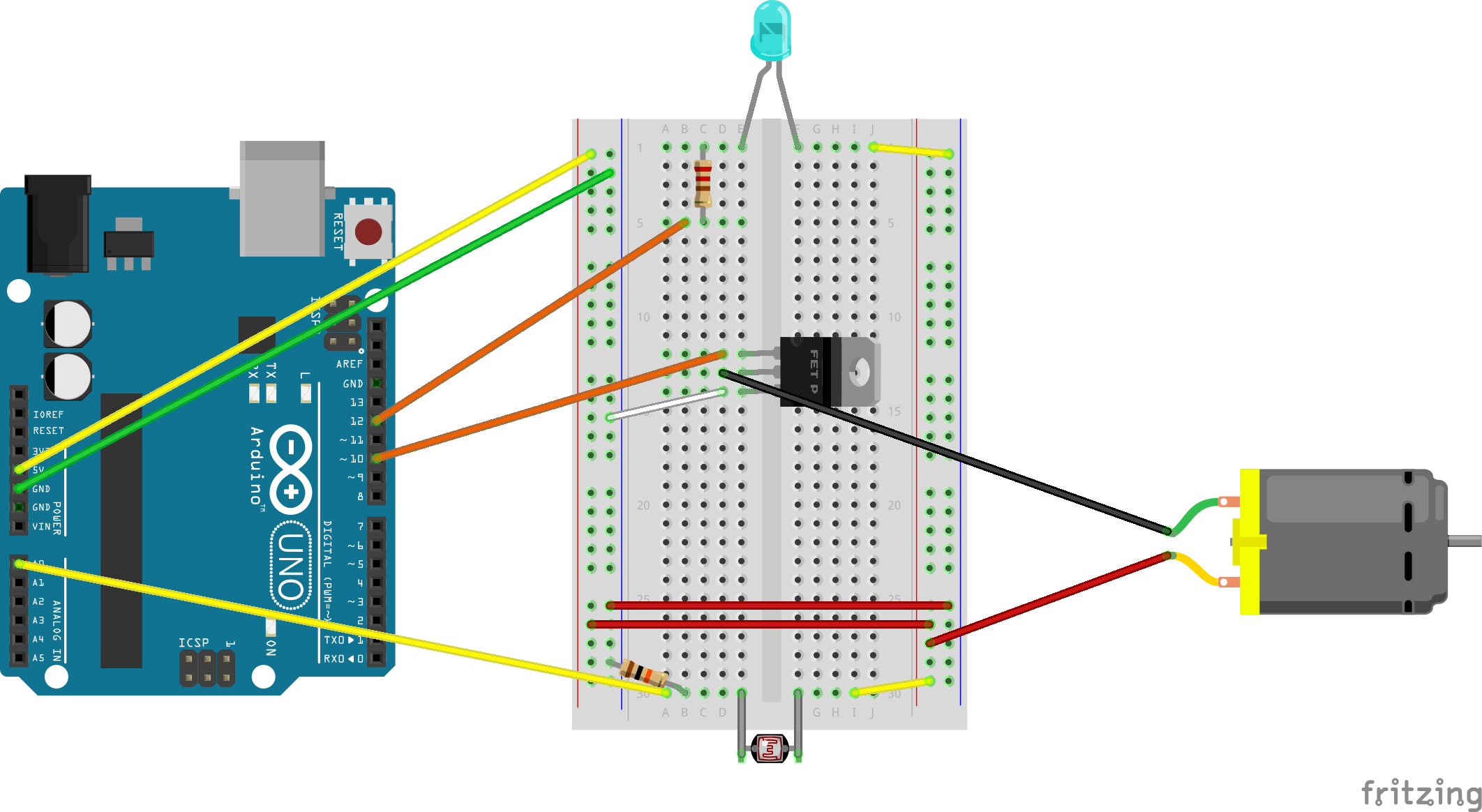 Arduino Tutorial Final Project Advanceworx Please Rip Apart My Circuit Design Electrical Engineering As Far The Transistor Goes It Works Like A Gatekeeper For Electricity When Top Pin Relative To Diagram Linked Above Is High